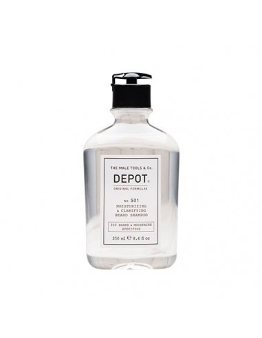 DEPOT NO. 501 MOISTURIZING &...