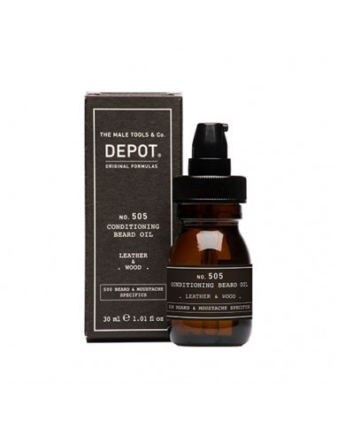 DEPOT NO.505 CONDITIONING BEARD OIL...