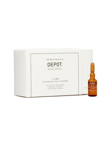 DEPOT NO. 205 INVIGORATING HAIR...