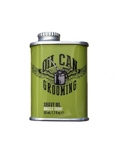 OIL CAN GROOMING ANGELS SHARE SHAVE OIL