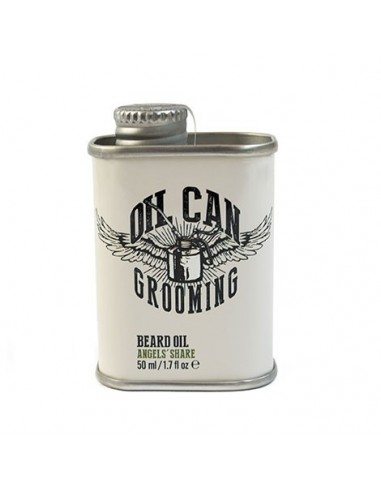 OIL CAN GROOMING ANGELS SHARE BEARD OIL