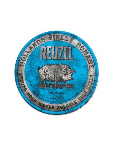 REUZEL BLUE POMADE - STRONG HOLD...