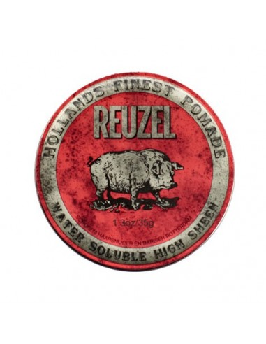 REUZEL RED POMADE - WATER SOLUBLE...