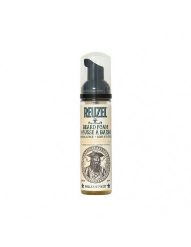 REUZEL WOOD & SPICE BEARD FOAM