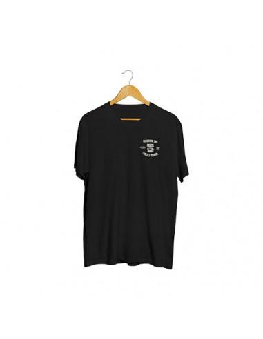 REUZEL T-SHIRT BLACK XL